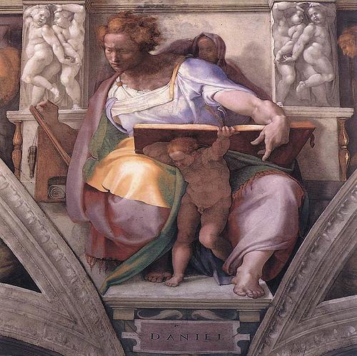 Jesus in Old Testament Daniel Prophecy