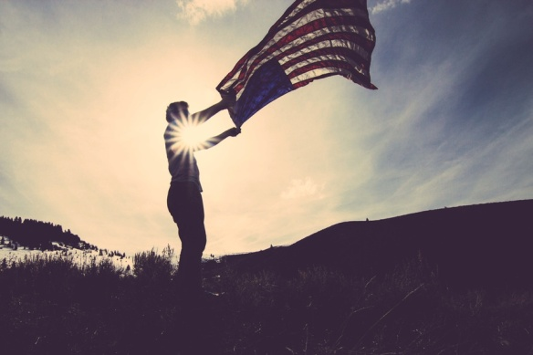 sunset-flag-america-fields-large via pexels - labeled for reuse on google images