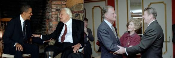 Billy-Graham-With-Obama-Reagan