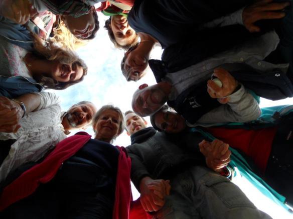 Circle of believers via Damanhur Spiritual EcoCommunity - CC
