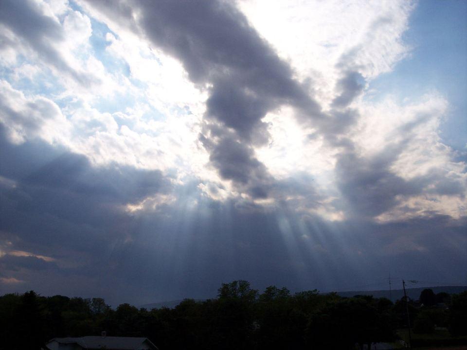 Hand of God Cloud by Jack - CC
