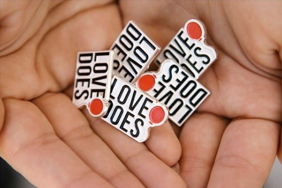 Love Does Hands