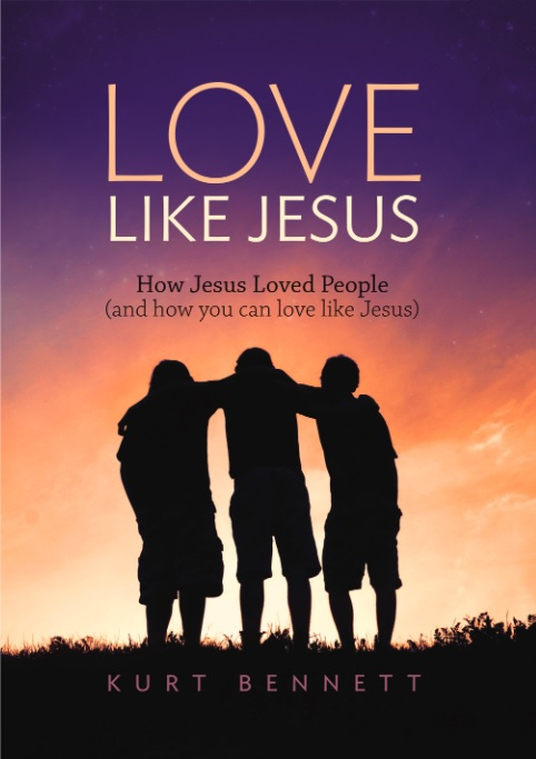 1106 Design Love Like Jesus Book Cover
