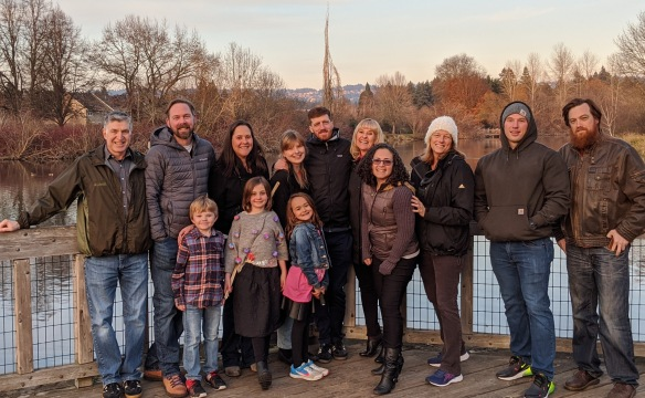 Family Thanksgetting Walk 2019